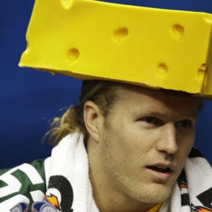 The Weight of the Cheesehead