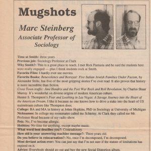 Mugshots — The Sophian