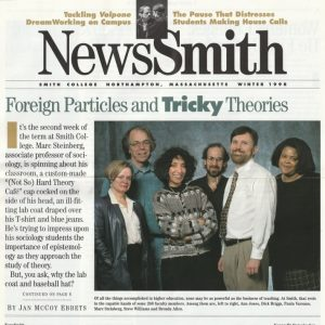 Foreign Particles and Tricky Theories