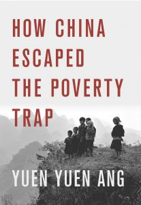 Book Cover of _How China Escaped the Poverty Trap_